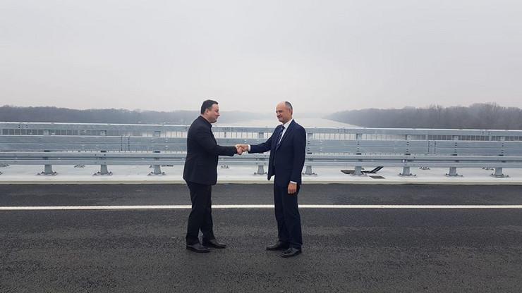 most Obrenovac Surčin