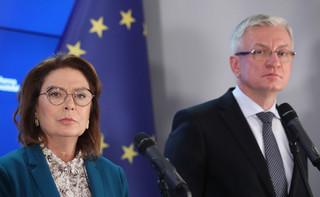 Politycy KO: Wypowiedzi Jaśkowiaka mocno zbliżają go do lewicy