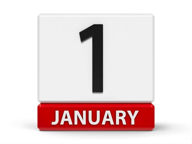 Numerolozi kažu da je prvi januar poseban datum
