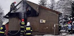 Matka uratowała dzieci z pożaru. Sama spłonęła