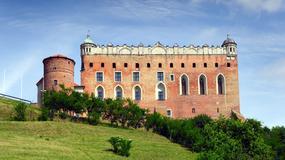 Golub-Dobrzyń - zamek krzyżacki gości turystów i rycerzy