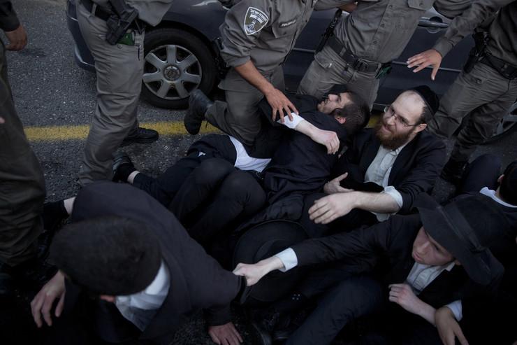 Protest u Izraelu