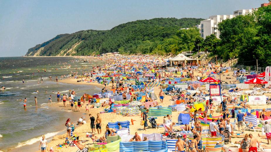 Co nas denerwuje na polskich plażach?