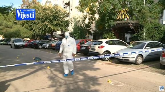 Ubistvo Jovana Klisića, Bar