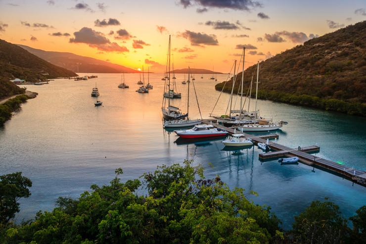 British Virgin Islands shutterstock_1111140269