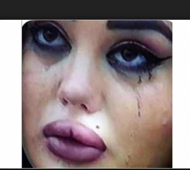 Ana plače