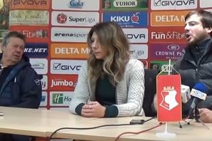 """""""MORA DA VODI RAČUNA O PONAŠANJU"""" Kosanović za Blicsport, dan nakon Lalatovićevog skandala: On je stalno pod pritiskom, teško to kontroliše"""