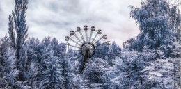 Te zdjęcia mrożą w żyłach krew. Czarnobyl zimą