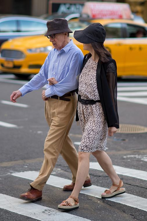 Woody Allen i Soon-Yi