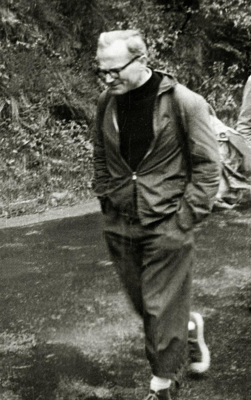 Karol Wojtyła na szlaku