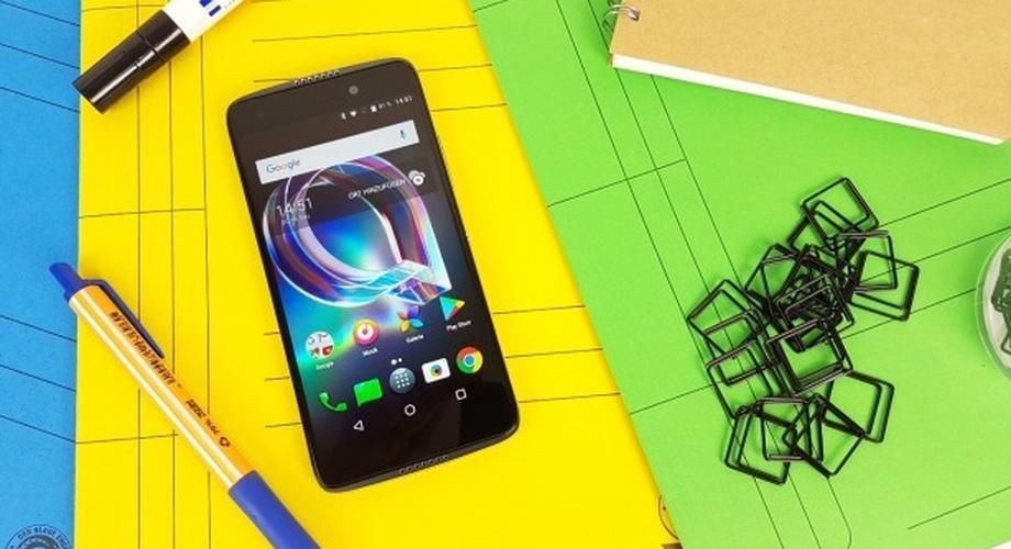 Smartphone Idol 5s: Das Topmodell von Alcatel im Test