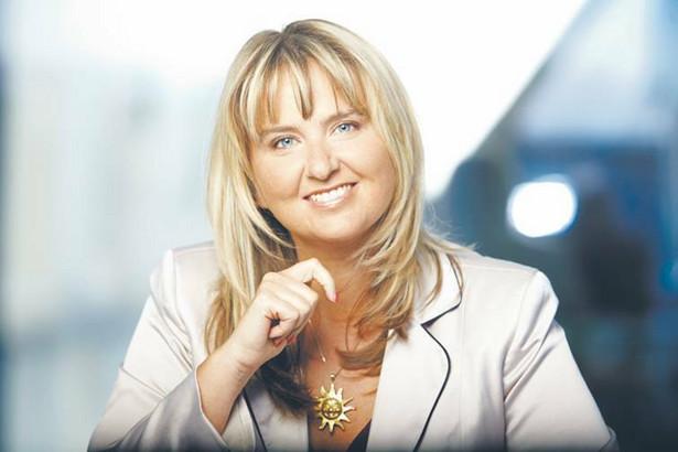 Małgorzata Szymańska, dyrektor departamentu faktoringu w Banku Ochrony Środowiska