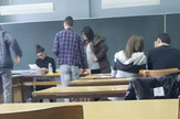 Kragujevac 02 - Nadežda Pavlović sa studentima - Foto Privatna arhiva