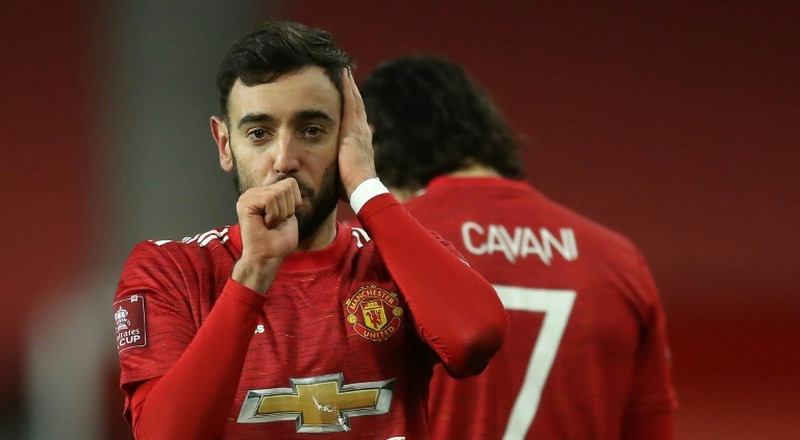 Solskjaer hails Fernandes as Man Utd star downs Liverpool
