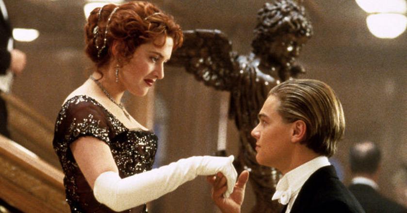 """Niektórzy mówią, że rycerskość umarła (na zdjęciu: kadr z filmu """"Titanic"""")"""
