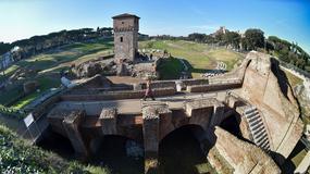 Sylwester w największym cyrku starożytnego Rzymu