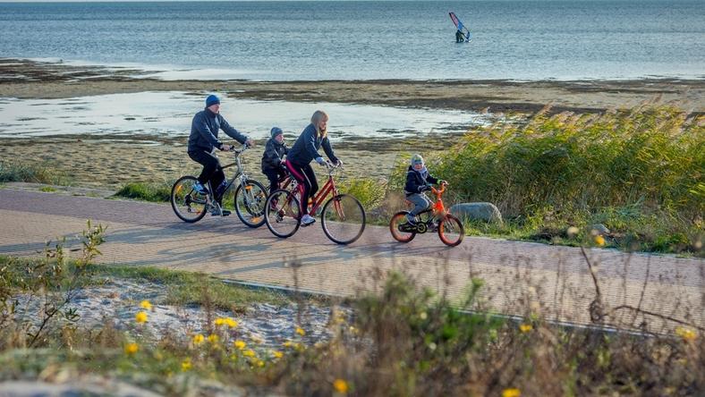 Na Pomorzu powstanie ponad 600 km nowych tras rowerowych.