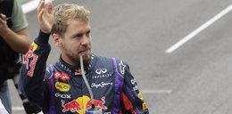 Vettel dostał gratulacje od Merkel