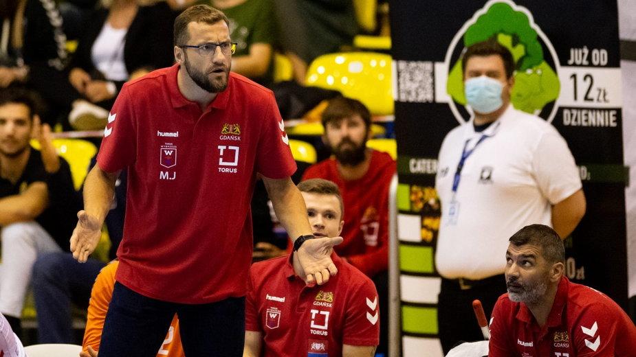 Torus Wybrzeże wygrywa pierwszy mecz w sezonie. Piorunujący początek spotkania, fot. PGNiG Superliga