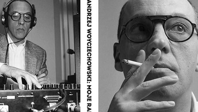 """okładka książki """"Moje Radio Zet"""" Andrzej Woyciechowski"""