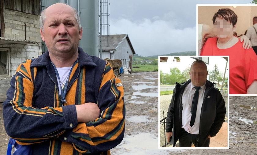Rolnik został skazany za... molestowanie kochanka żony