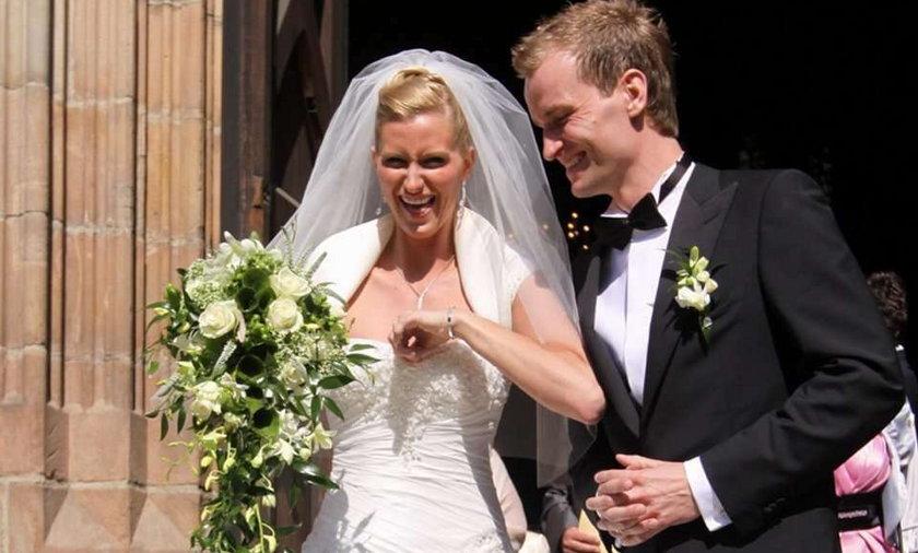 Piękna siatkarka Anna Barańska wyszła za mąż