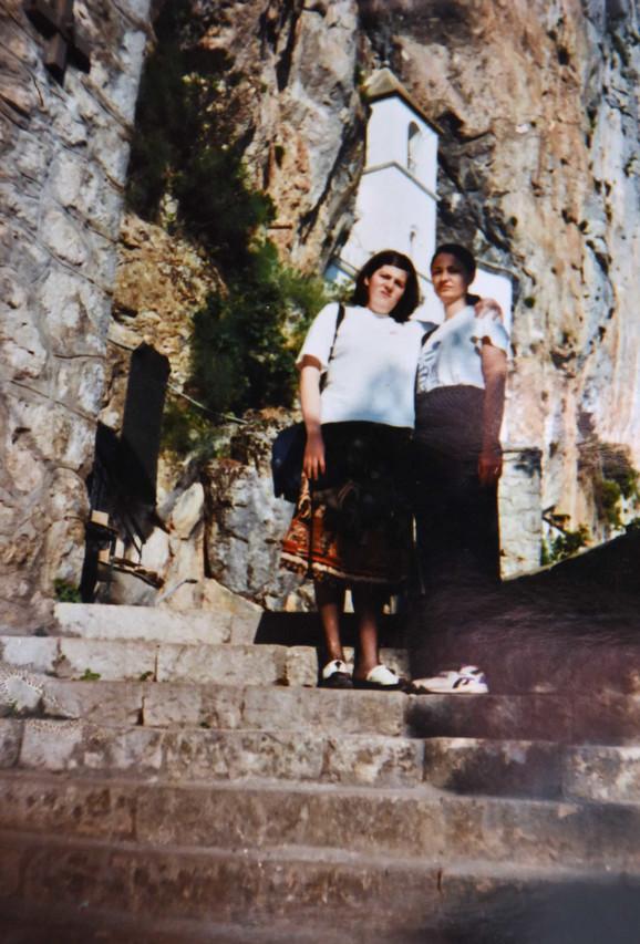 Milena na Ostrogu