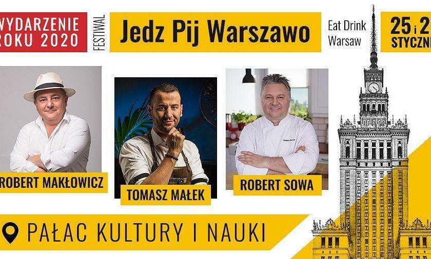 Jedz Pij Warszawo