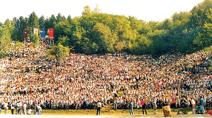 Dva veka Vuka - Sabor 1987. godine