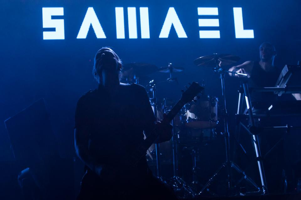 Metalmania 2017: Samael