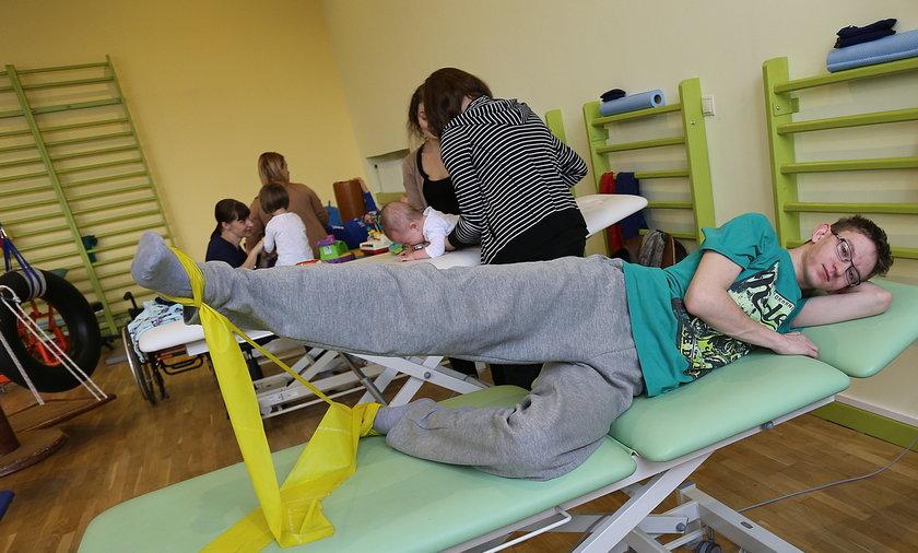 Nowa sala rehabilitacyjna