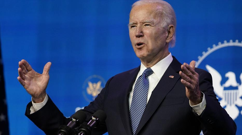 Joe Biden beiktatását Tom Hanks fogja közveíteni /Fotó: MTI/AP/Susan Walsh