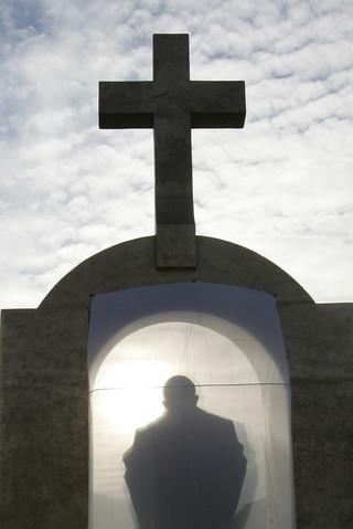 Czy pomnik św. Jana Pawła II z Ploermel zostanie przeniesiony do Sochaczewa?