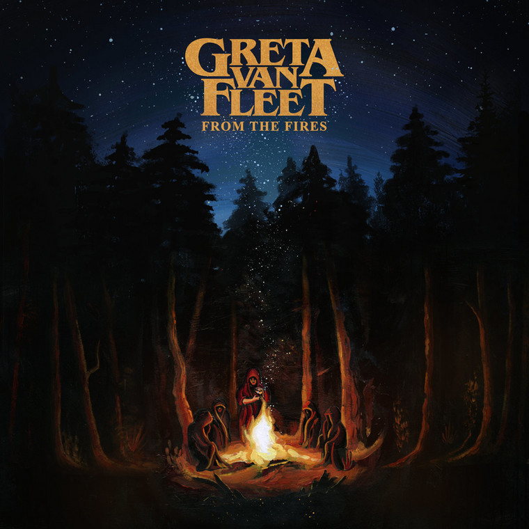 "GRETA VAN FLEET – ""From The Fires"""
