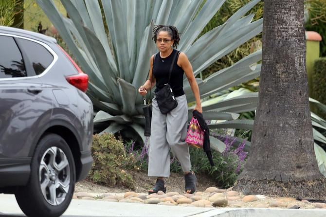 Dorija Ragland u Los Anđelesu
