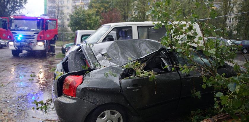 Groza w Gdańsku. Władze zamknęły cmentarze i parki