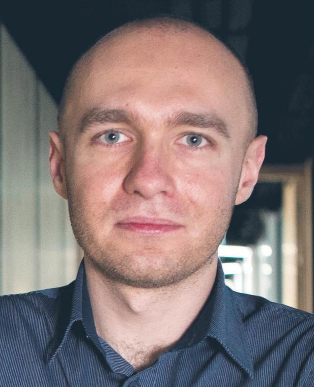 Kamil Sadkowski starszy analityk zagrożeń w ESET
