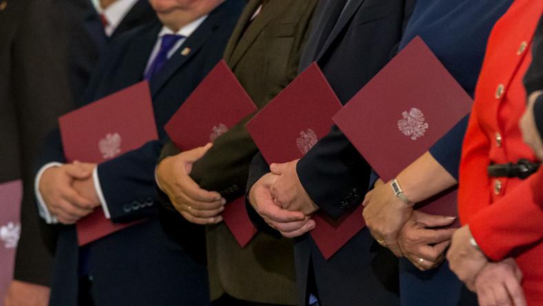 Minister Skarbu ma nowego zastępcę