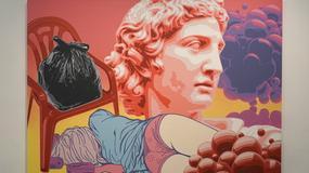 Czeski street art w lubelskiej galerii Brain Damage Gallery