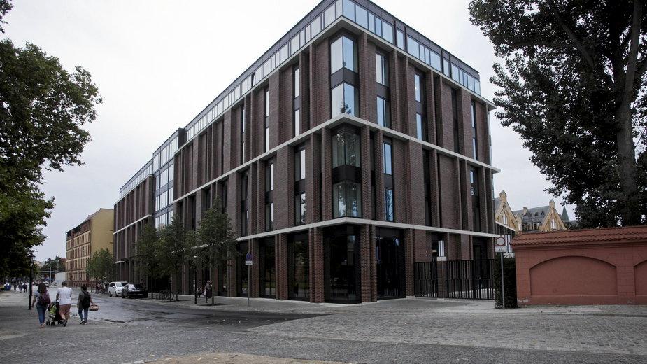 Wrocławski hotel nominowany do prestiżowej, światowej nagrody