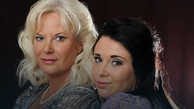 Becky Adams i jej córka Emilia. Fot. wnatb.wordpress.com