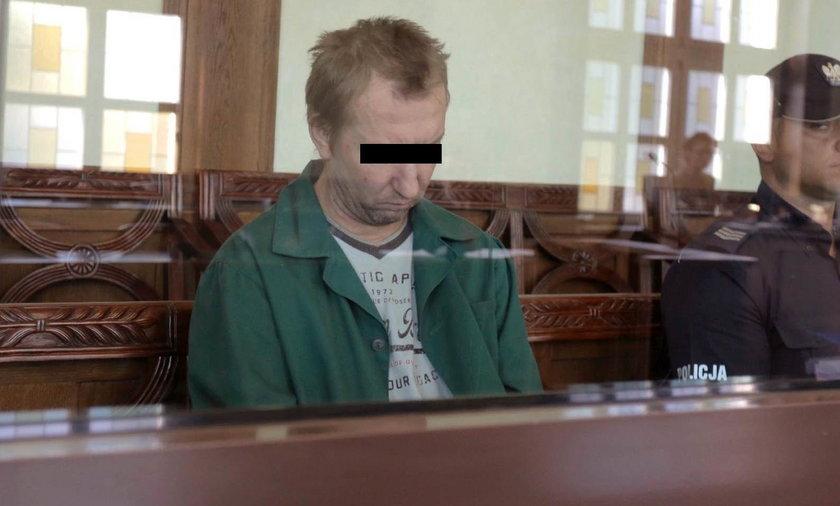 Jan G. zgwałcił i zabił 15-latkę