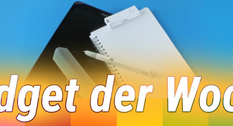 Gadget der Woche 93: autarker Stylus für PC, Handy & Tablet