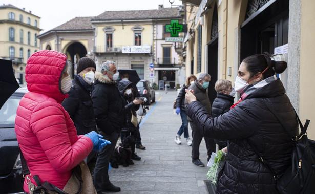 We Włoszech diagnozuje się ponad tysiąc infekcji dziennie