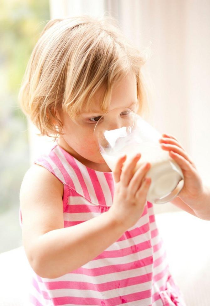 Mleko je važan izvor energetskih materijala