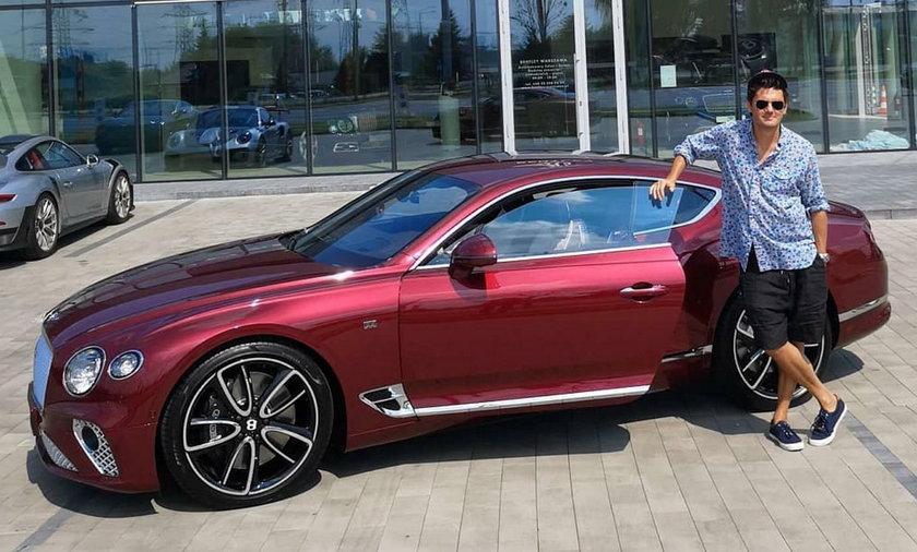 Wojewódzki kupił auto