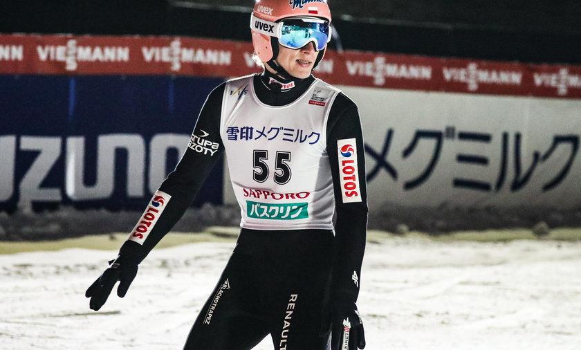 Skoki narciarskie. Puchar Świata w Sapporo