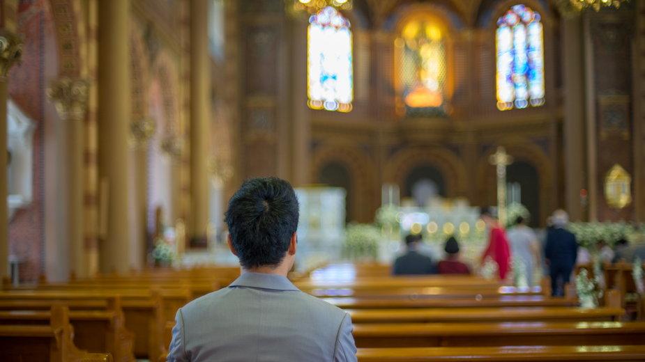 Wierny zwrócił uwagę księdzu podczas mszy (zdj. ilustracyjne)