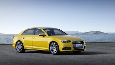 Audi A4 Testy I Recenzje Zdjęcia Opinie Dane Techniczne