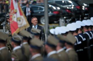 Święto Wojska Polskiego. Prezydent: Będę cały czas stał na straży konstytucyjnych zasad